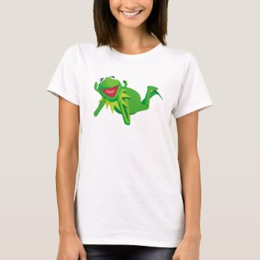 Muppets Kermit Lying Disney T-Shirt
