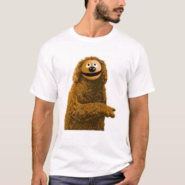 Muppets' Rowlf Disney T-Shirt