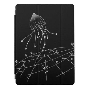 Mushroom Mycelium iPad Pro Cover