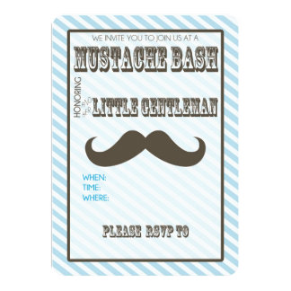 Mustache bash baby shower invitations paperinvite blank baby shower invitations announcements zazzle little man baby shower invitations mustache bash invites filmwisefo Image collections