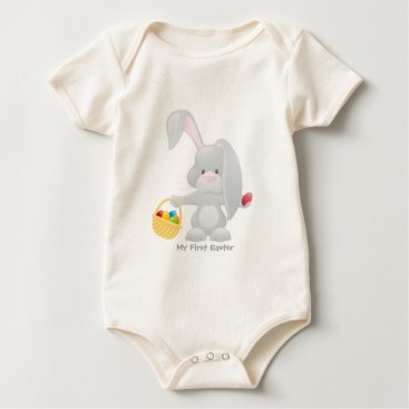 My First Easter Baby Bodysuit
