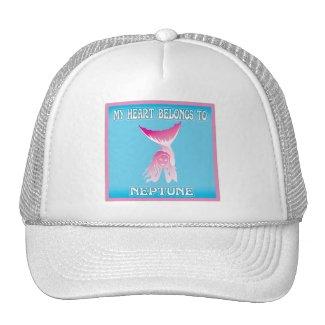 My Heart Belongs To Neptune Hat