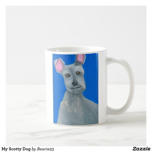 My Scotty Dog Coffee Mug
