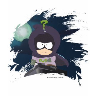 Mysterion Brushed shirt