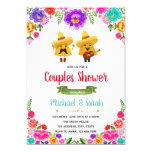 Nacho average couples shower invitation