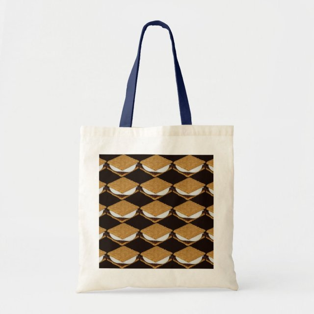 National S'Mores Day Tote Bag