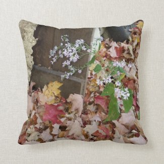 Nature in Change. Throw Pillow. A beautiful picture to relax with! #inspiration #relax #chill