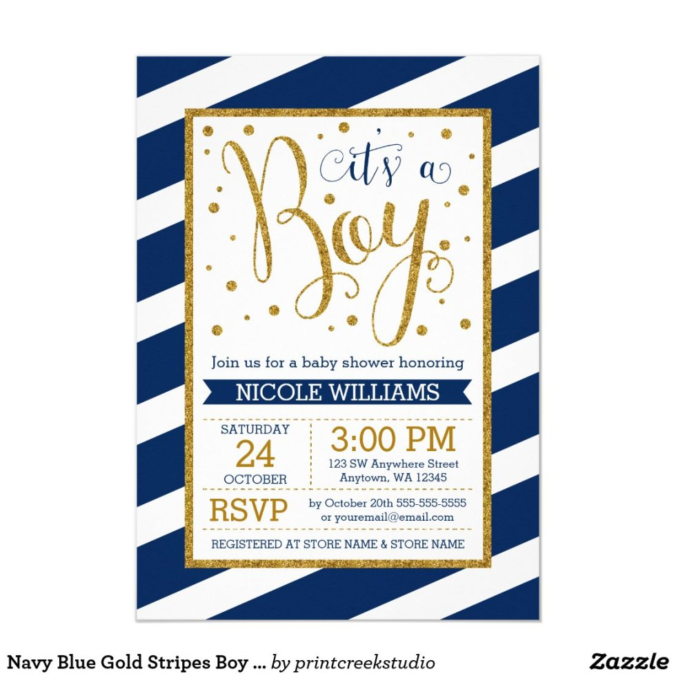 It\'s a Boy! | My Party Invitations