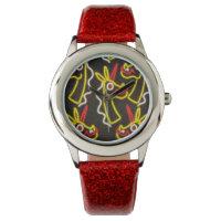 Neon Unicorn Watch