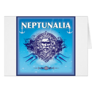 Neptunalia Card