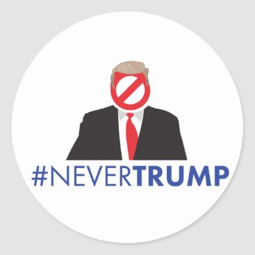 Never Trump Sticker