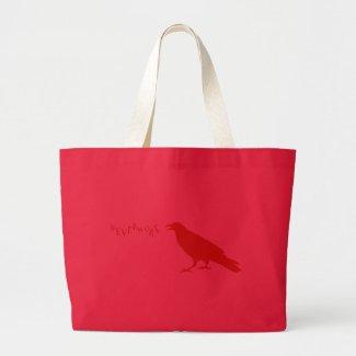 Nevermore Raven bag