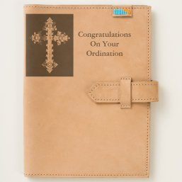 New Priest ordination Gift Personalized Journal