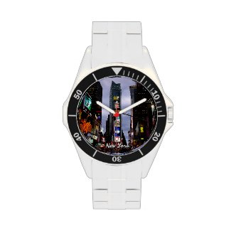 New York Watch NY Times Square Souvenir Wristwatch