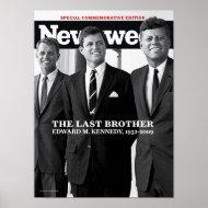 newsweek magazine poster