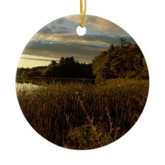 Night Sky I - Glory at Dusk ornament
