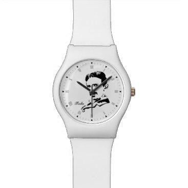 Nikola Tesla Wrist Watch