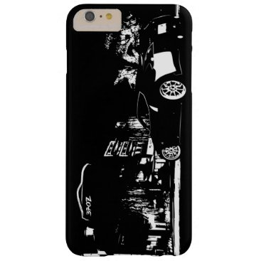 Nissan 370z Rear Shot Barely There iPhone 6 Plus Case
