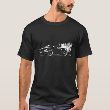 Nissan 370Z roadster (front view) T-Shirt