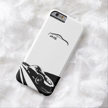 Nissan 370Z Rolling Shot Barely There iPhone 6 Case