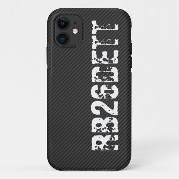 Nissan Skyline GT-R RB26DETT Engine Code iPhone 11 Case