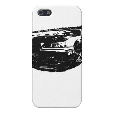 Nissan Skyline GTR iPhone Case