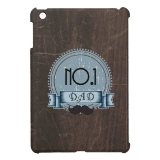 No.1 DAD RETRO father's Gift iPad Mini Case