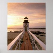 North America, USA, Massachusetts, Nantucket 4 Poster