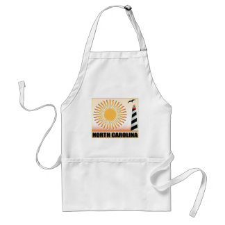 North Carolina Lighthouse Sun Aprons