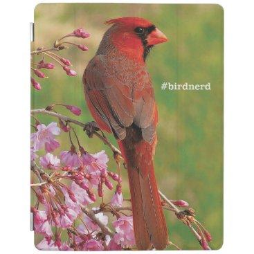 Northern Cardinal iPad Smart Cover
