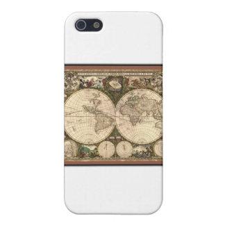 Nova totius terrarum orbis tabula auctore cover for iPhone 5