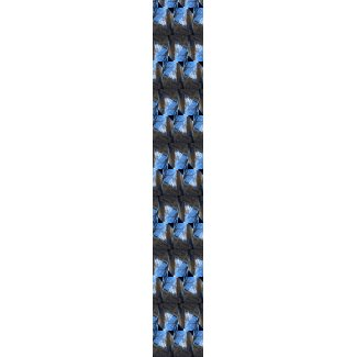 NY Building Geometry Men's Ugly Tie tie