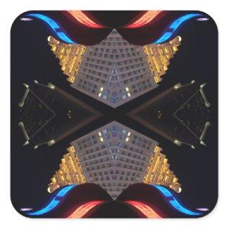 NYC Landmark 15 Design CricketDiane Designer Stuff zazzle_sticker