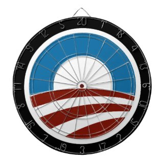 Obama Dart Boards