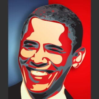 Obama - HOPE WINS! shirt
