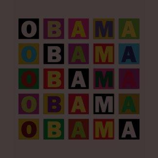 Obama Rainbow shirt