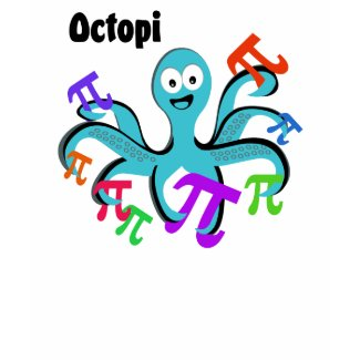 Octopi shirt