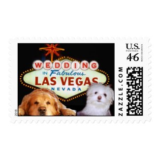 Odd Couple Postage stamp