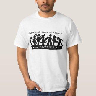 Official Body Positive Dance Shirt shirt