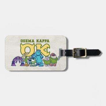 OK - OOZMA KAPPA 1 BAG TAG