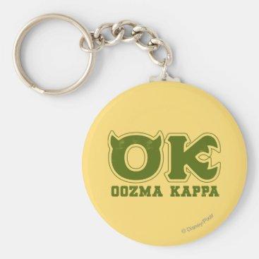 OK - OOZMA KAPPA Logo Keychain