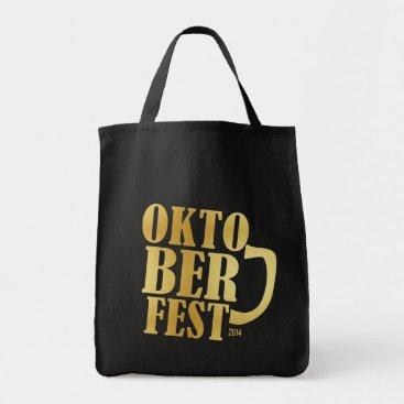 Oktoberfest 2014 - Gold Tote Bag
