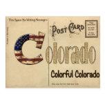 Old Colorado Postcard