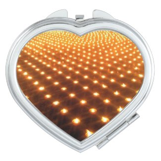 One thousand candles mirror for makeup