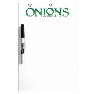 Onions Illustration