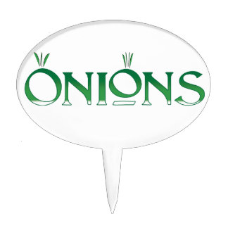 Onions Illustration