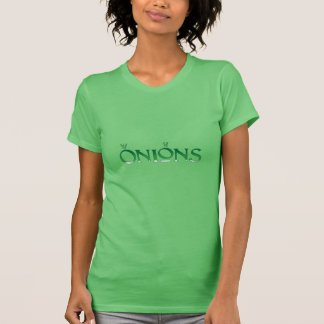 Onions Illustration T Shirt