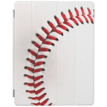 Original baseball ball iPad smart cover