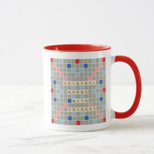 Original Words With Friends Mug