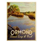Ormond Scenic Loop Postcard